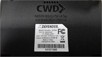 CWD Defender Wireless Security Cam - New Open Box
