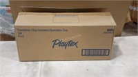 Case of 12 Playtex Travel Time Spill Proof Cups