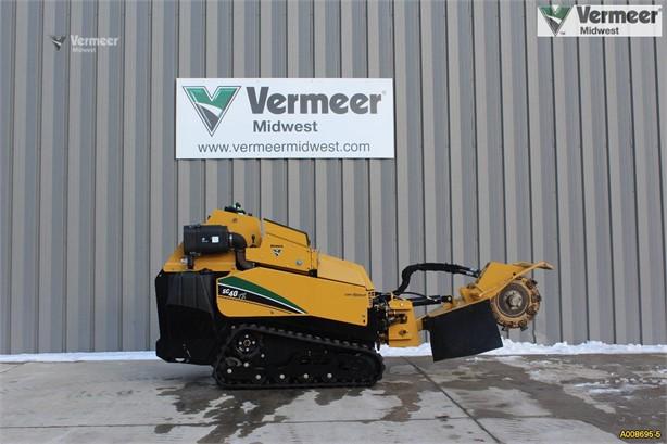 VERMEER SC40TX Forestry Equipment For Sale - 2 Listings