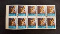 1979 Christmas Canadian Postage, Mint