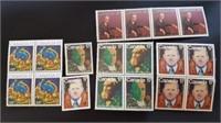 Canadian Portraiture Mint Postage