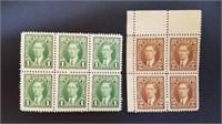 Canadian King George VI Postage
