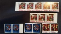 Canadian Mint .10 & .20 Cent Stamps