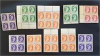 1950's/60's QEII Mint Postage