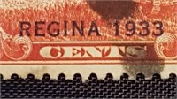 Canadian Grain Exhibition 20 Cent Stamp