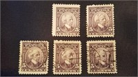 Canadian Sir Wilfred Laurier Stamp Lot