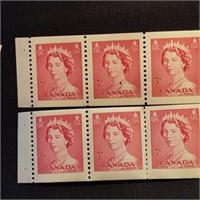 Mid 20th Century Canadian Mint Postage Lot
