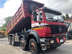 MERCEDES-BENZ 3538  used