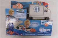 Finding Dory Swigglefish Hank Truck Playset