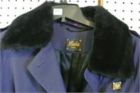 Ladies Pure Virgin Wool Coat