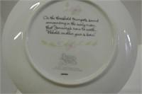 Precious Moments Collector Plates