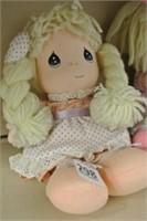 New Precious Moments Plush Dolls