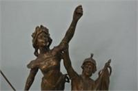 Roman Style Figural Statue