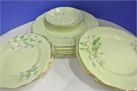 Partial Royal Albert Dish Set