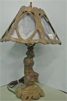 Reproduction Figural Lamp