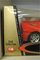 Die Cast Model Ferrari F50
