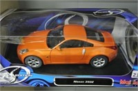Die Cast Model Nissan 350Z