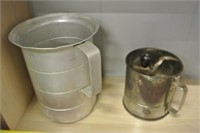 Retro Sifter Lot