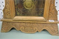 Antique Gingerbread Style Mantle Clock