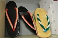 Oriental Shoe Lot