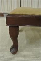 Vintage Footrest