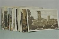 50 English Photos and Postcards