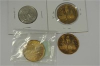 Collectable Canadian Loonies x 3