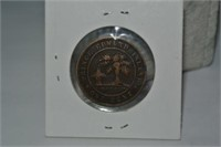Prince Edward Island 1871 Penny