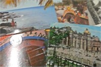 Unusual Large Mexican Postcard Lot