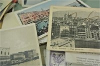 Large Antique and 20th Century Postcard Lot