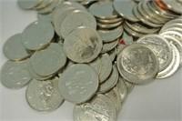 103 Circulated Quarters