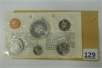 Uncirculated 1964 Coin Set