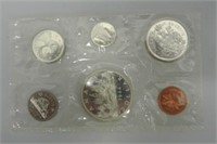 Uncirculated 1966 Coin Set