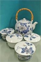 Oriental Sake Set