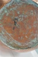 Copper Handled Pot