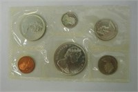 Uncirculated 1965 Coin Set