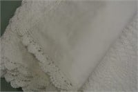 10 Crocheted Pillow Covers- New