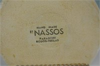 """""""Nassos"""" Trivet and Coaster Set"""