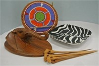 African Themed Lot