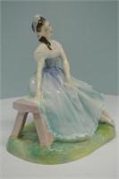 "Royal Doulton ""Giselle"" Figurine"
