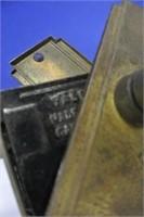 Antique Brass Door Knob Lot
