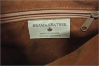 Brama Leather Canadian Deer Skin Purse
