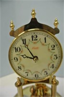 Domed Anniversary Clock