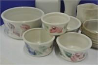Various Pottery Lot