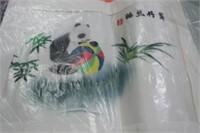 Oriental Silk Pillow Cases