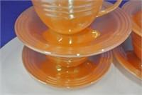 Original Fire King Cups & Saucers