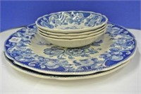 "Royal Doulton ""Pomeroy"" Dishes"