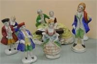 Occupied Japan Miniature Figurines