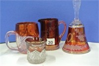 Antique & Vintage Flash Ruby Souvenirs