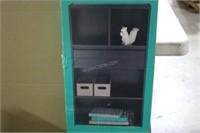 Room Essentials Storage Bookcase - Espresso - NEW